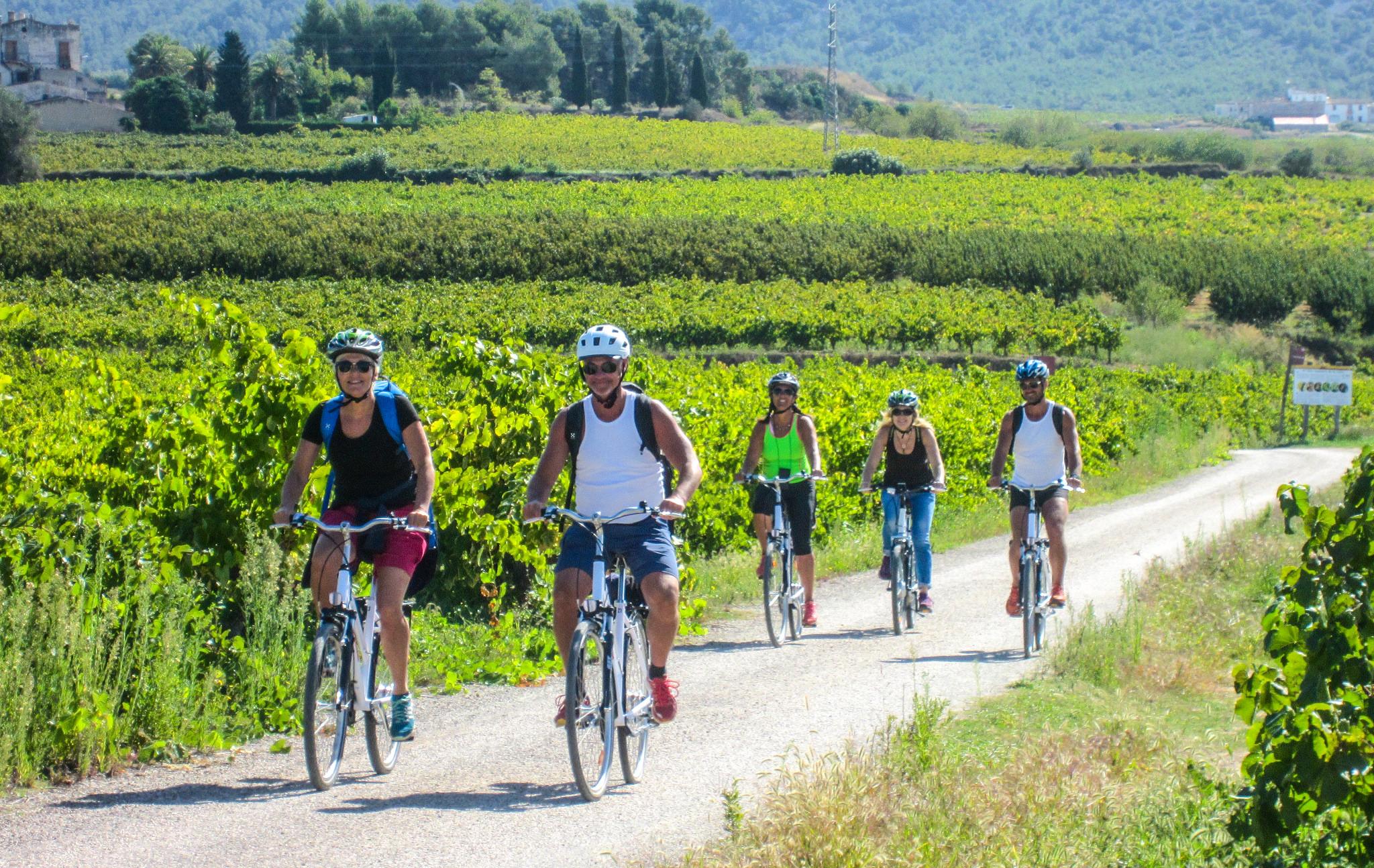 Cykling Penedès
