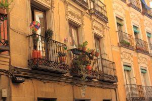 Madrid-hus