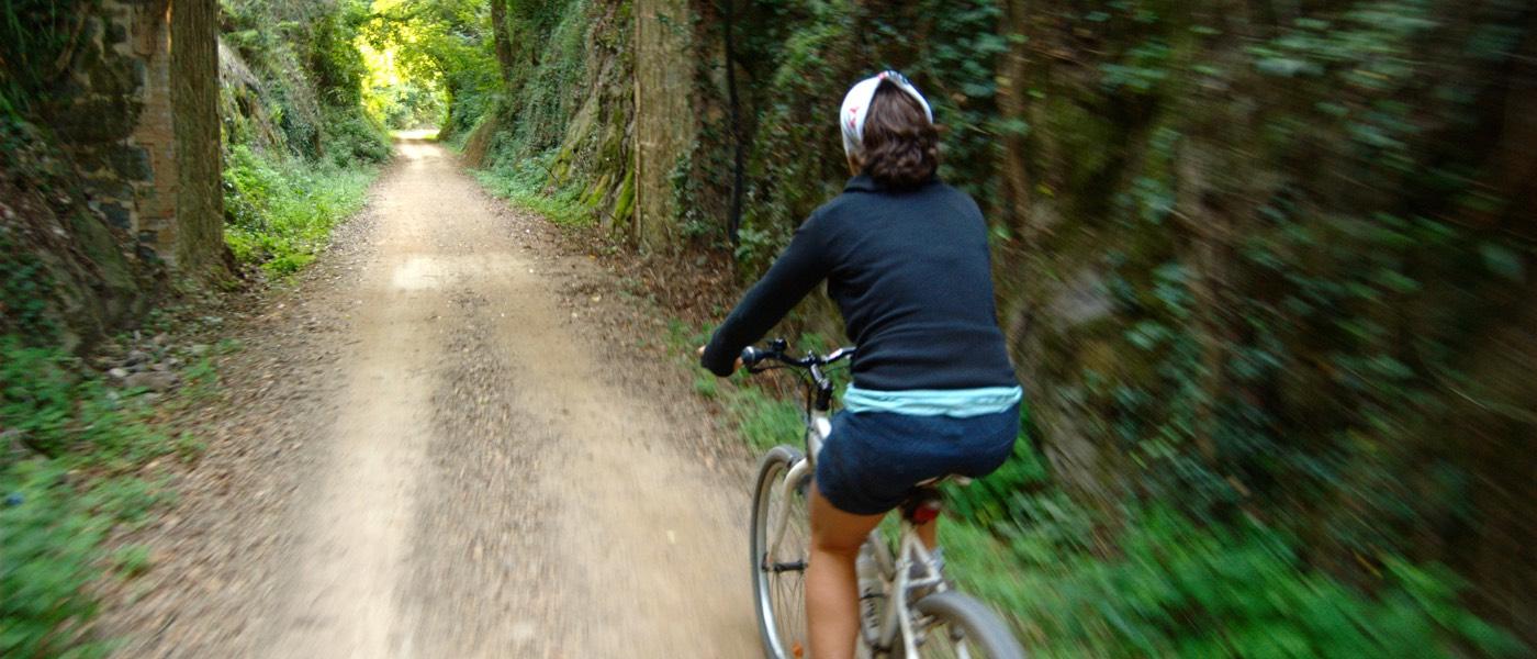 Cykling - tunnel